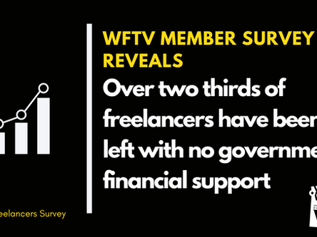 WFTV Freelancer Survey Results