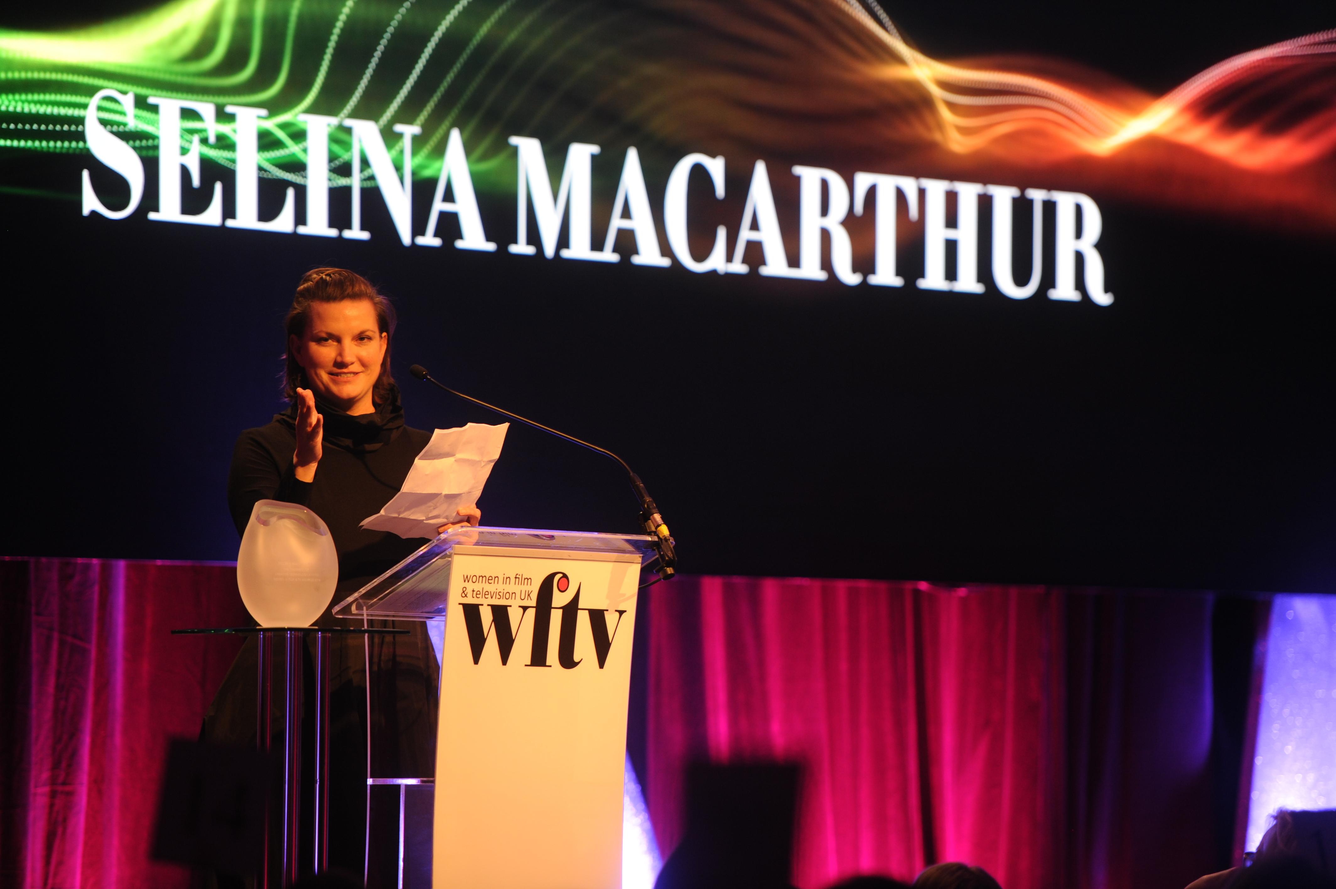Selina MacArthur