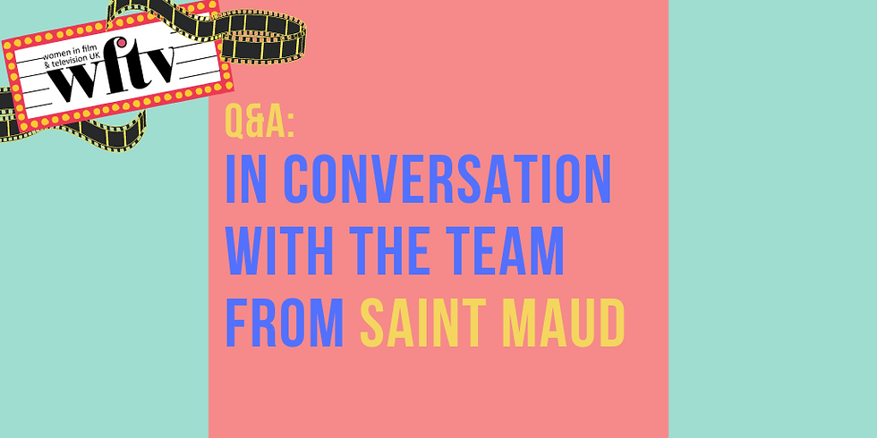 Q&A: In conversation with the team from Saint Maud