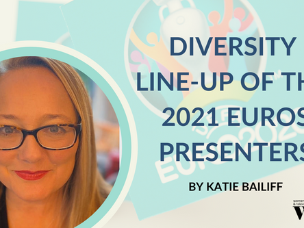 Diversity line up of the 2021 Euros presenters