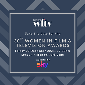 WFTV 2021 Awards Save The Date Square