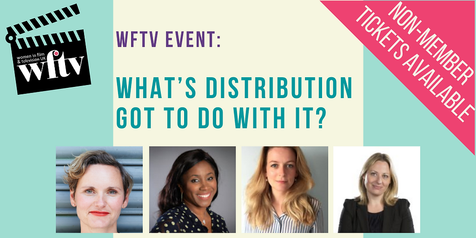 WFTV Event: What's Distribution Got to Do with It?
