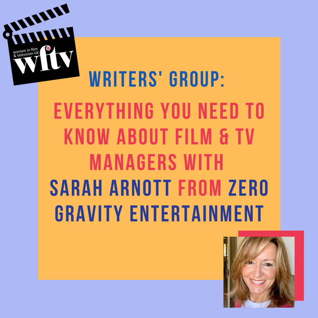 Writers Group - Film & TV Managers - Thu