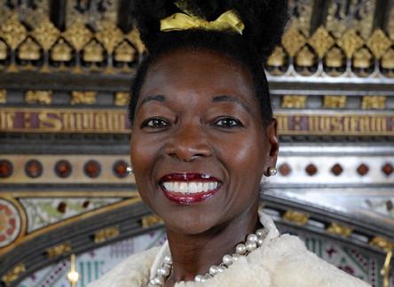 WFTV Awards Interview: Baroness Floella Benjamin, OBE