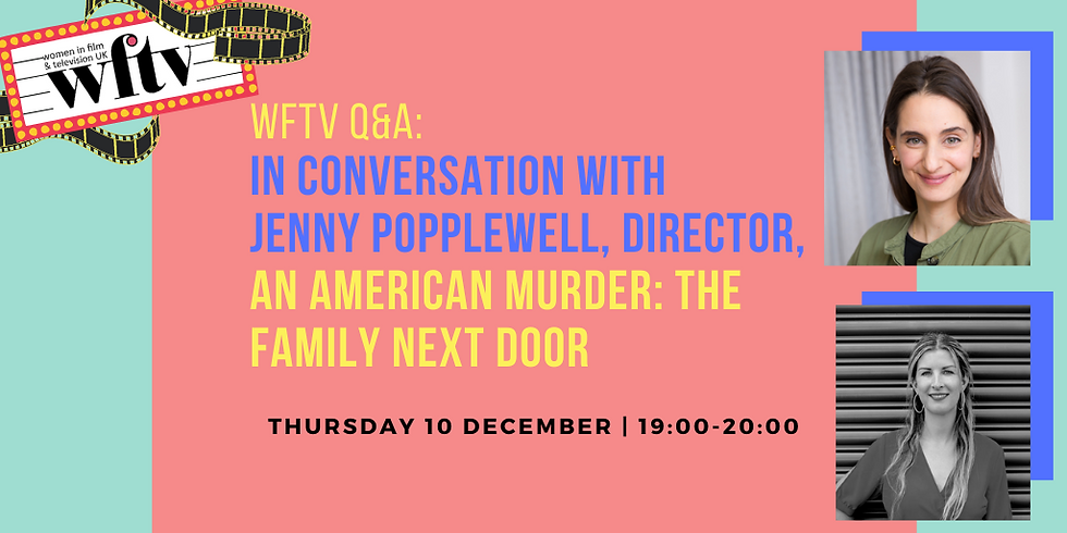 WFTV Q&A: In Conversation with Jenny Popplewell, Director, An American Murder: The Family Next Door