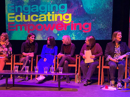 WFTV Duty of Care Session and NI Mentoring Scheme Launch at the Belfast Media Festival