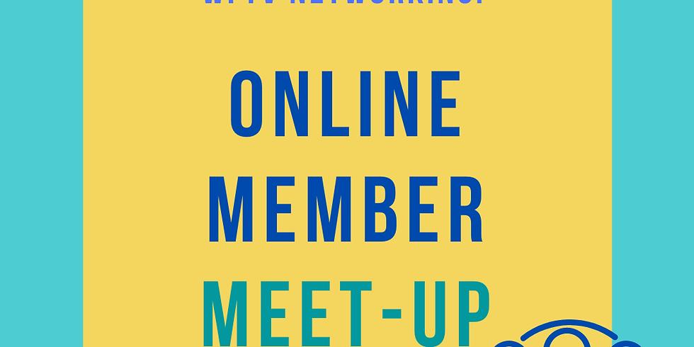 WFTV Networking: Online Member Meet-up
