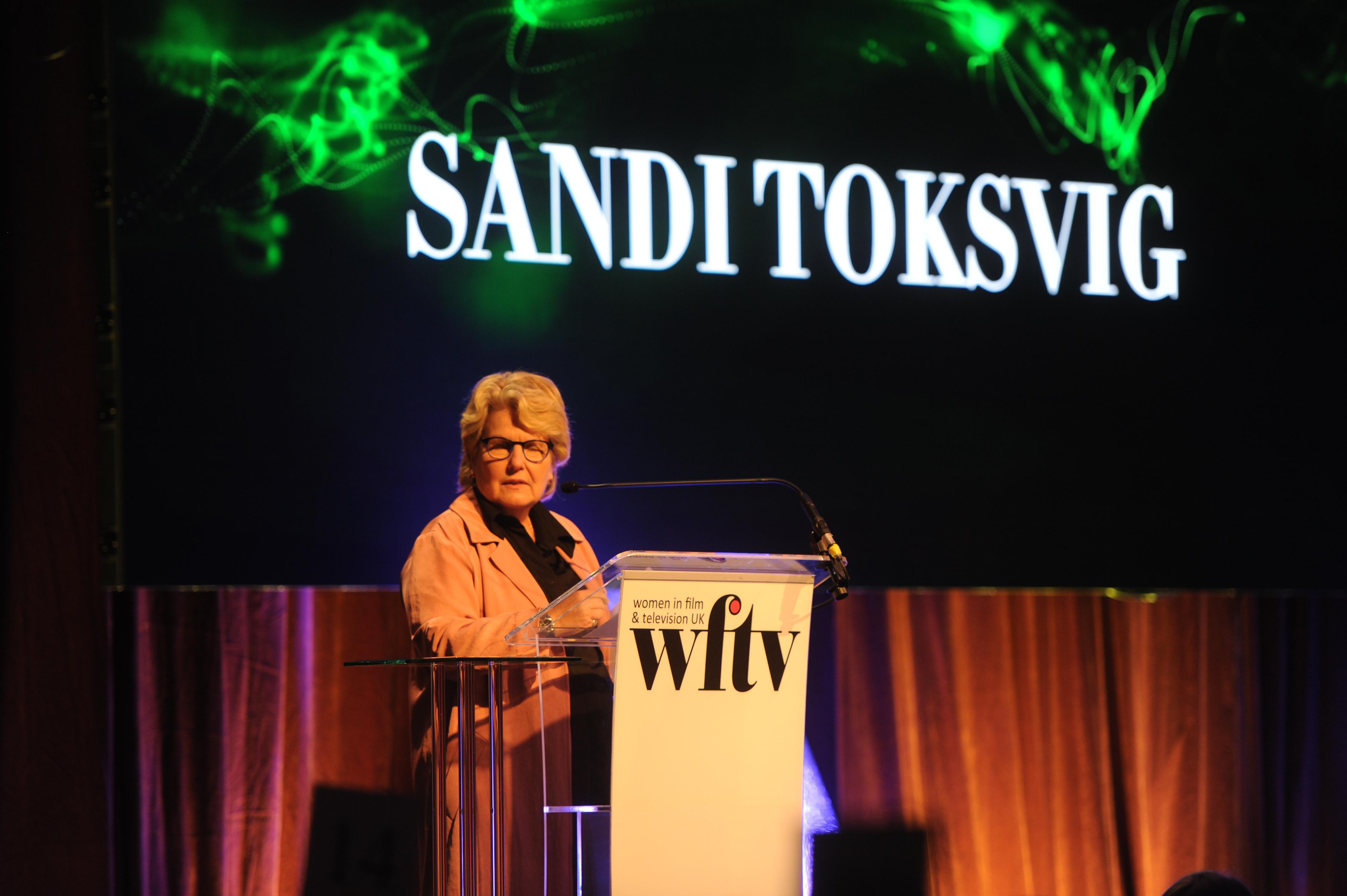 Sandi Toksvig