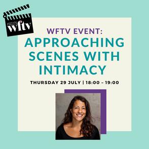 Intimacy coordinator event