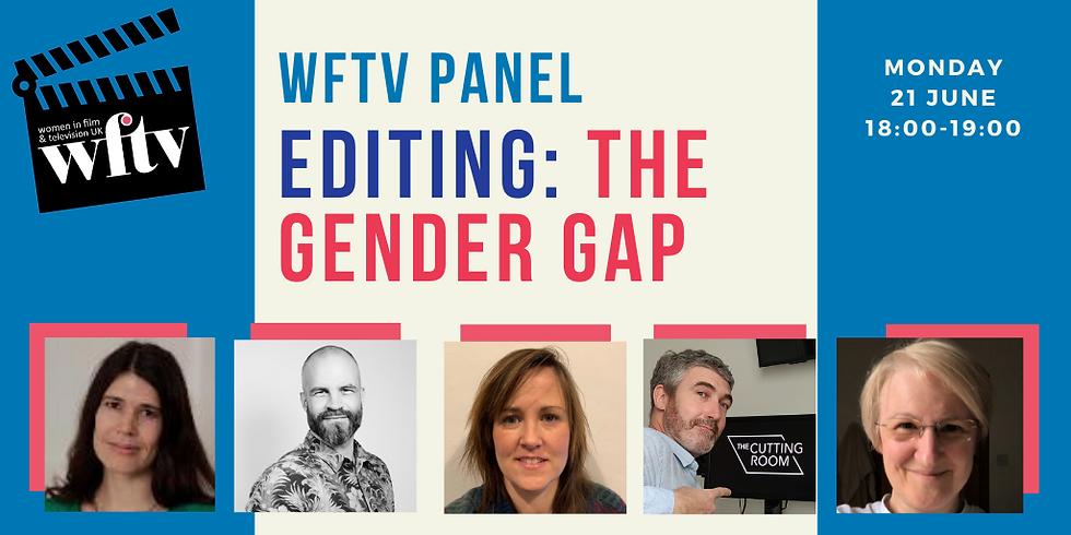 Editing: The Gender Gap