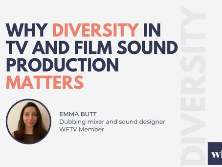 Why Diversity in TV and Film Sound Production Matters
