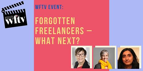 WFTV Event: Forgotten Freelancers – What
