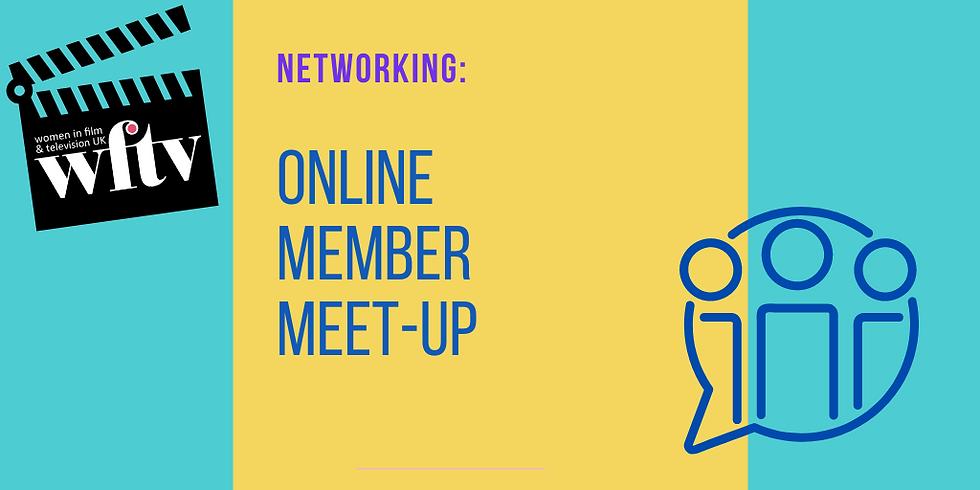 Networking: Online Member Meet-up