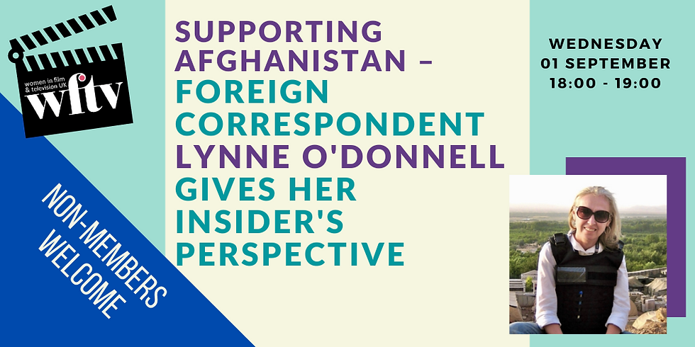 Supporting Afghanistan – Foreign Correspondent Lynne O'Donnell gives her insider's perspective