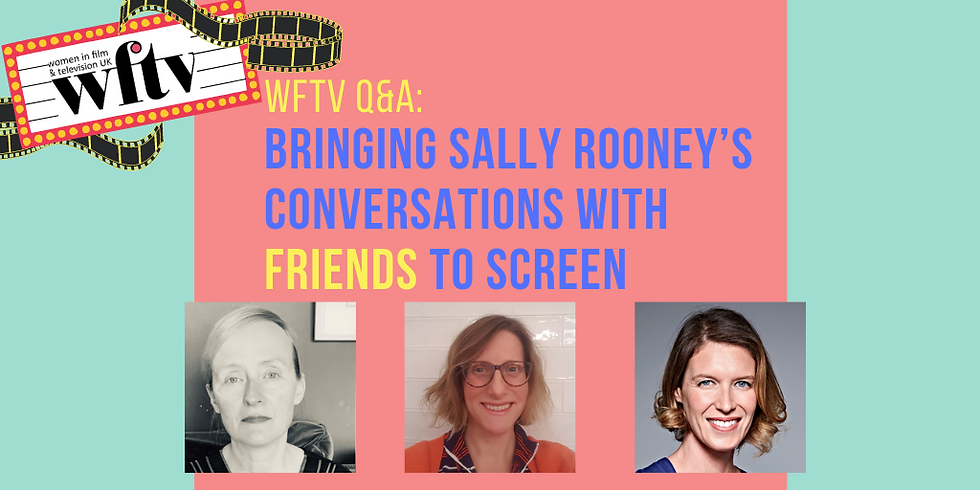 Q&A: Bringing Sally Rooney's Conversations with Friends to Screen