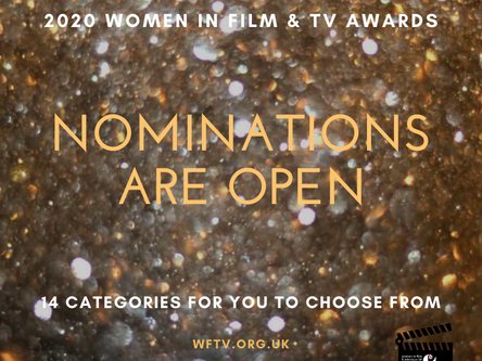 Nominate Today! 2020 WFTV Awards