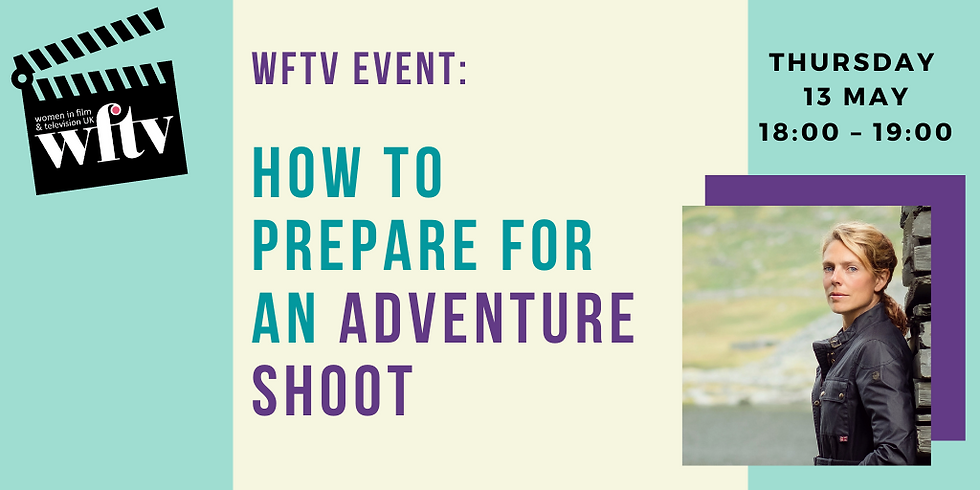 Event: How to Prepare for an Adventure Shoot