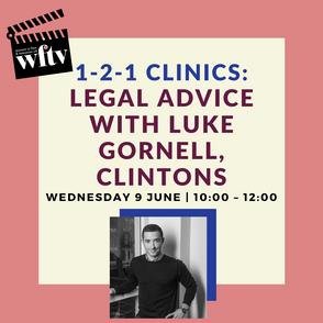 1-2-1 Clintons Legal Advice Luke Gornell