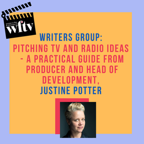 Writers Group - Pitching TV and Radio Id