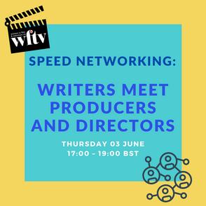 Writers meet directors producers speed n