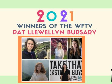 WFTV Announces 2021 Pat Llewellyn Bursary Winners
