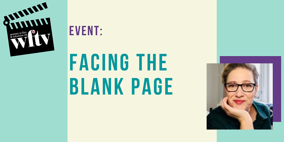 Event: Facing the Blank Page