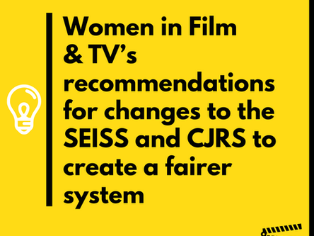 WFTV's recommendations for the changes needed to the SEISS and CJRS
