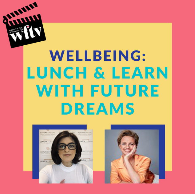 Wellbeing Lunch Learn with Future Dreams