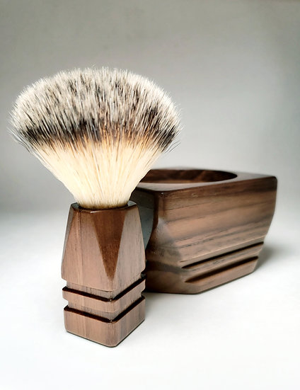 achat local, artisan local, shaving bowl, bol à raser, rasoir, shaving cream, savon à raser, badger brush, blaireau à raser