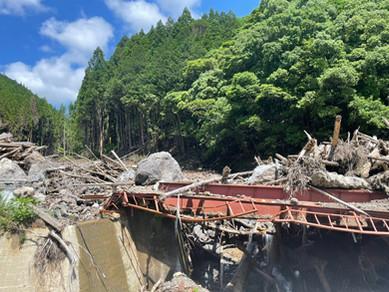 熊本県球磨村「令和2年7月豪雨」 豪雨災害支援