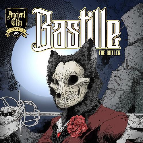 Bastille the Butler Novella #0