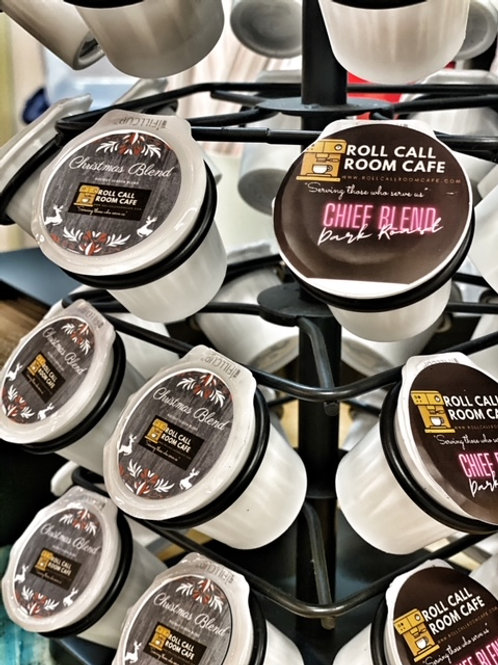 Infused Kcups