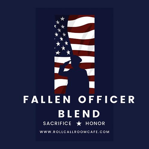 Fallen Officer Roast