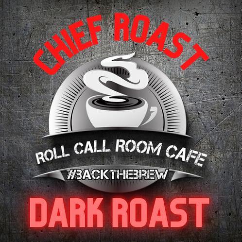 Chief dark roast Brazilian