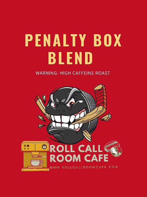 "High Caffeine ""Penalty Box Roast"""