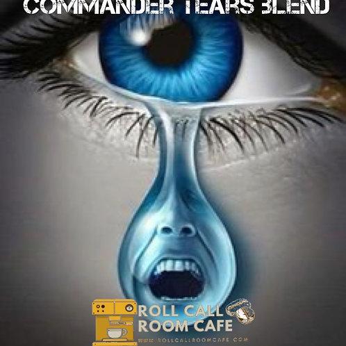 Commander Tears Blend