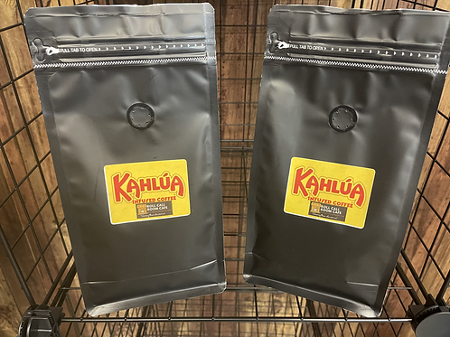 Kahlua infused coffee