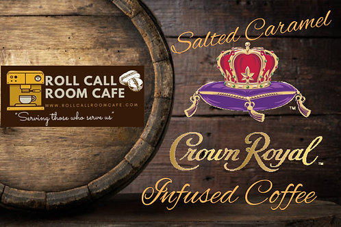 Crown Royal Salted Caramel Coffee