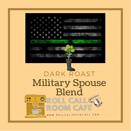 Military Spouse Blend
