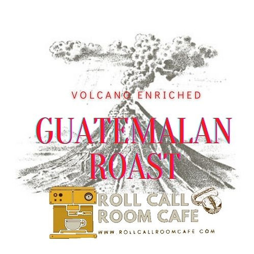 Guatemalan Volcano Enriched Blend