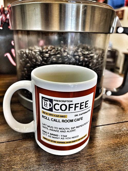 RX RCR mug