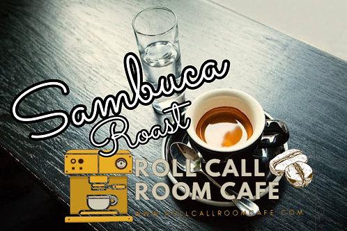 Sambuca espresso