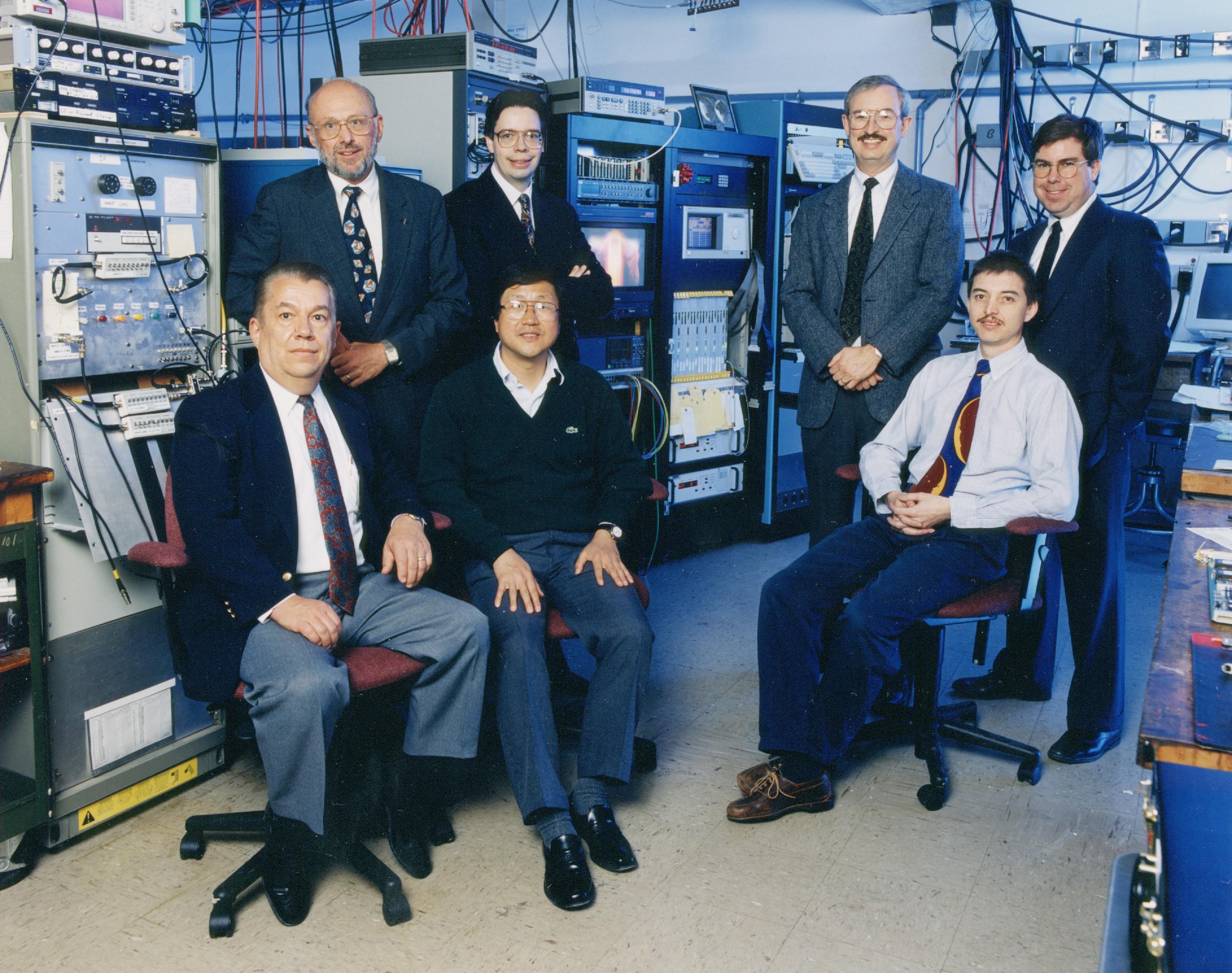 GA team in Field Lab (300)