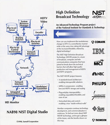 1998-04 NIST Digital Studio Project at N