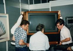 1991 NAB Terry setup