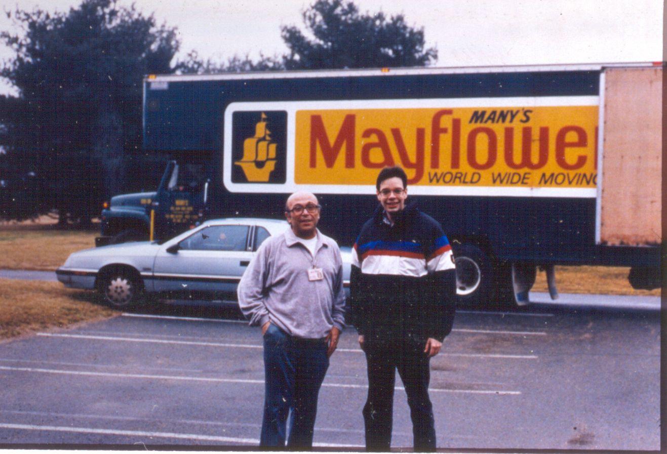 mayflower moving j