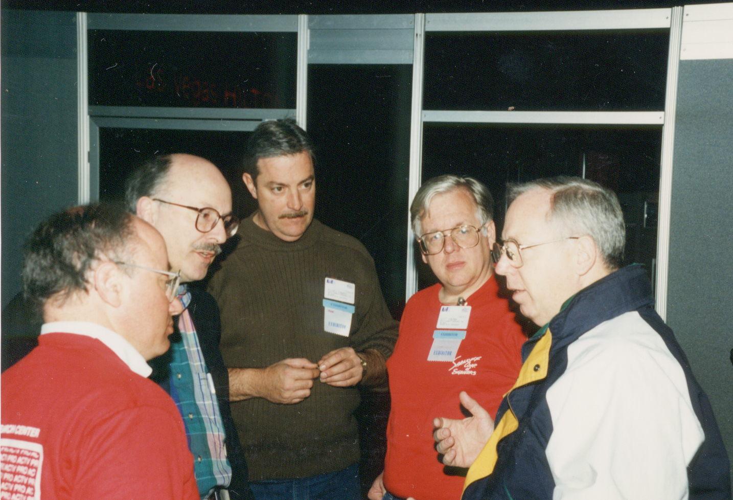 1991 NAB Jack BobP Bain Scott MikeS