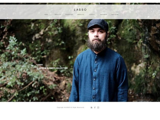 LASSO / BRAND SITE