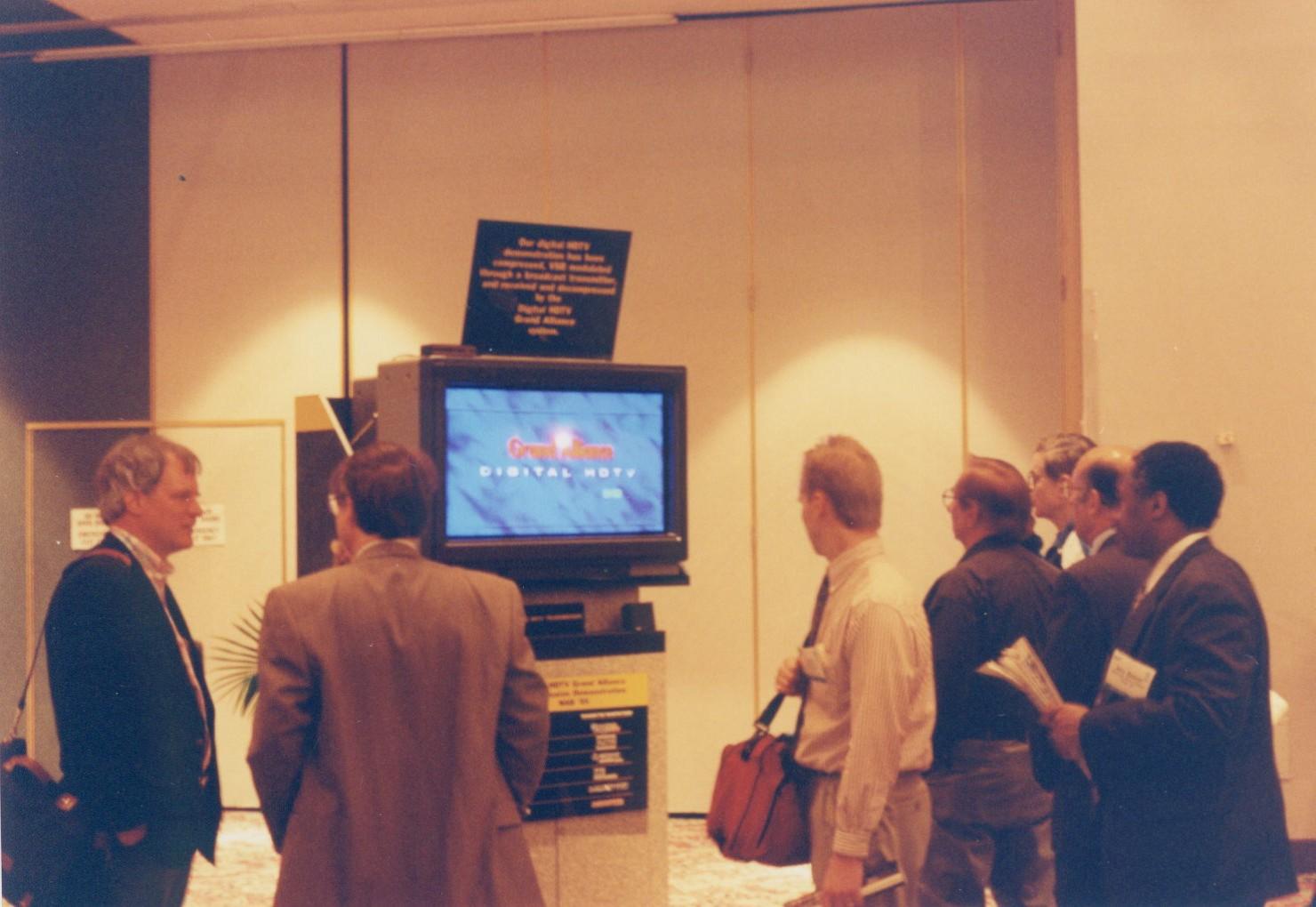 GA HD display