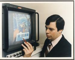 1982 Early RCA HDTV